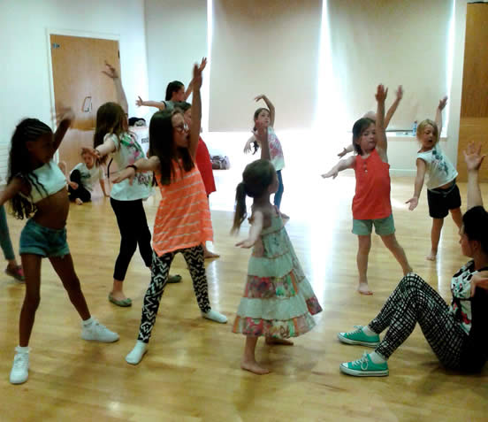 Rialto Youth Project Dance Programme