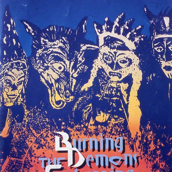 Burning the Demons, Embracing the Future Explanatory Leaflet (Photo: Chris Maguire)