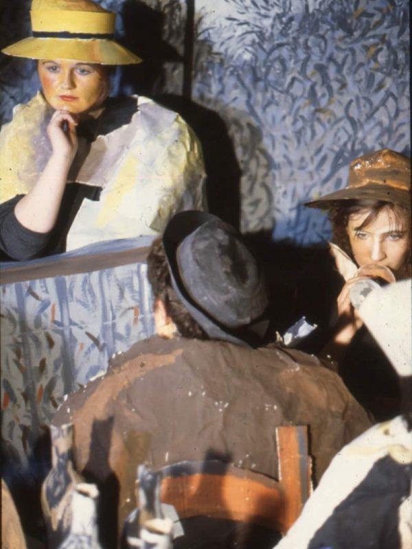 Renoir Tableau, Detail. Photo: Enda O'Brian