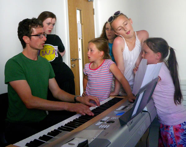 Rialto Youth Project Music Programme